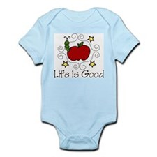 Life Is Good Infant Bodysuit