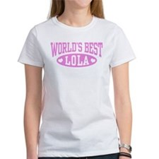 World's Best Lola Tee