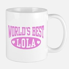 World's Best Lola Small Small Mug
