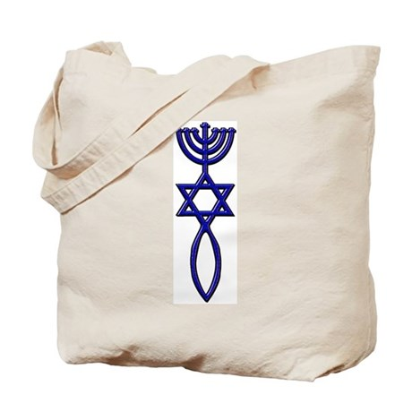 Messianic Seal! Tote Bag
