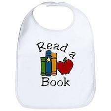 Read A Book Bib