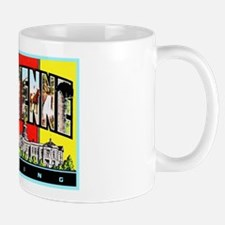 Cheyenne Wyoming Greetings Mug