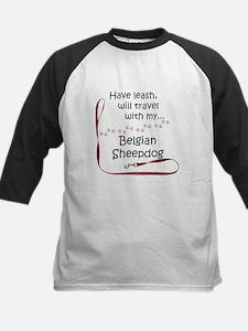 Belgian Sheepdog Travel Leash Tee