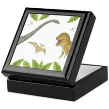 Dinosaur Keepsake Box