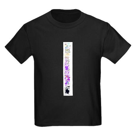 words Kids Dark T-Shirt