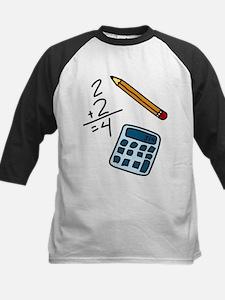Math Calculator Tee