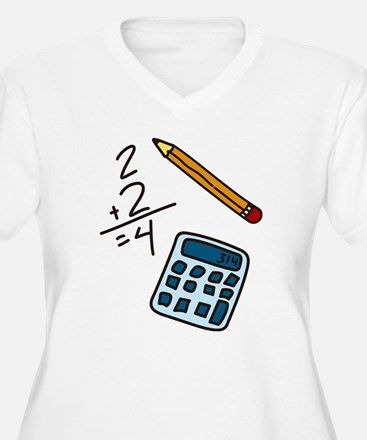 Math Calculator T-Shirt