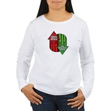 Prices Arent Higher, The Dollar is Lower T-Shirt