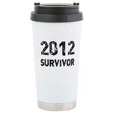 2012 survivor Travel Mug