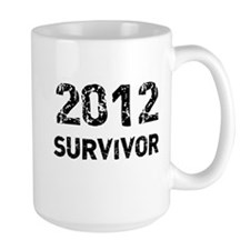 2012 survivor Mug