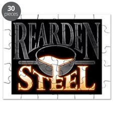 Rearden Steel Pouring Metal Puzzle