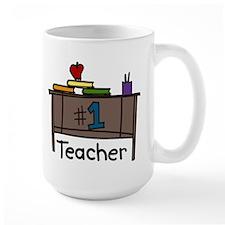 Teacher Desk Mug