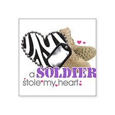 Zebra1 Sticker