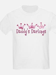 Daddys Darlings T-Shirt