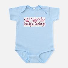 Daddys Darlings Infant Bodysuit