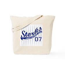 Labor Coach Team Blue 07 Tote Bag