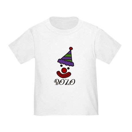 Bozo Toddler T-Shirt