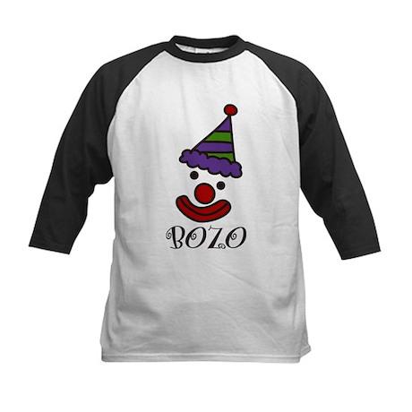 Bozo Kids Baseball Jersey