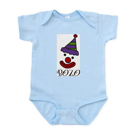 Bozo Infant Bodysuit