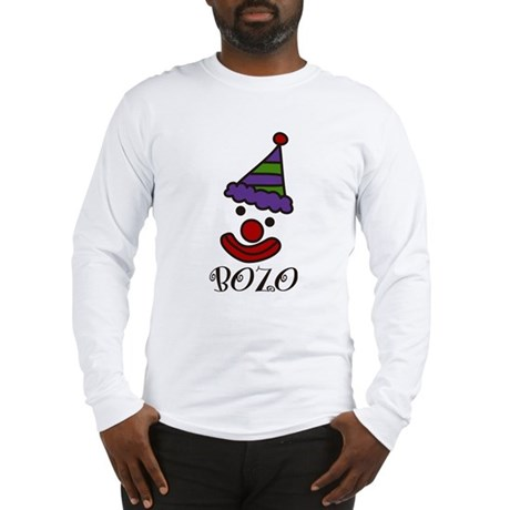 Bozo Long Sleeve T-Shirt