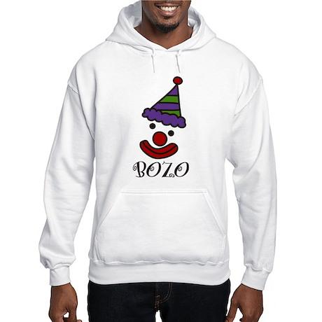 Bozo Hooded Sweatshirt