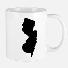 Black Small Small Mug