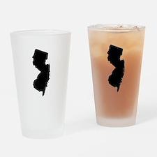 Black Drinking Glass