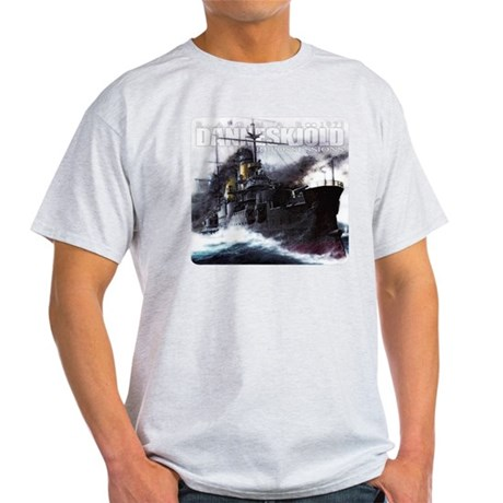 Danneskjold Repossessions Ship Light T-Shirt