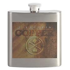 dAnconia Copper Flask