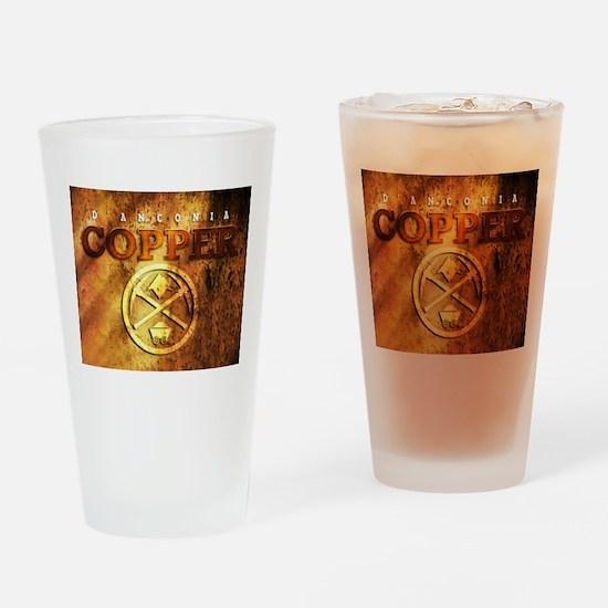 dAnconia Copper Drinking Glass