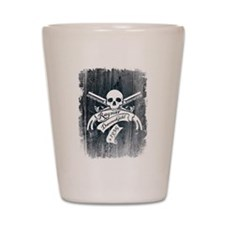 Ragnar Danneskjöld (Distressed) Shot Glass