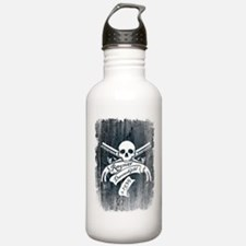 Ragnar Danneskjöld (Distressed) Water Bottle