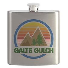 Galts Gulch Flask