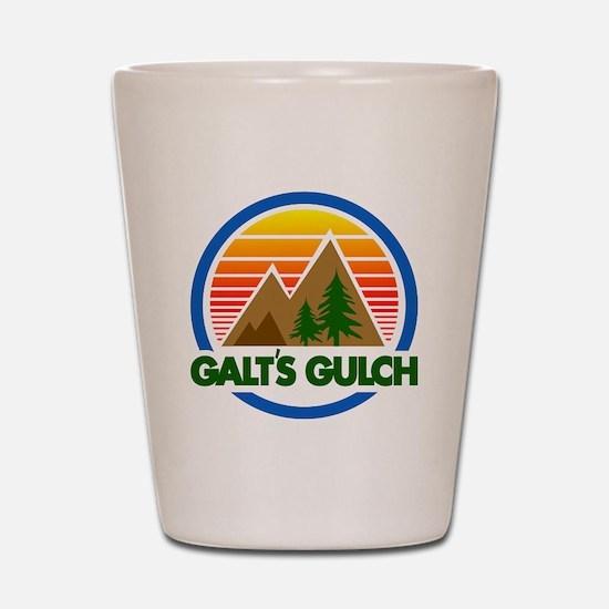 Galts Gulch Shot Glass