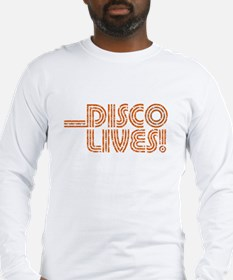 Disco Lives Long Sleeve T-Shirt