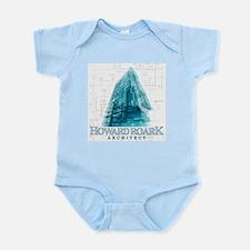 Howard Roark Architect Infant Bodysuit
