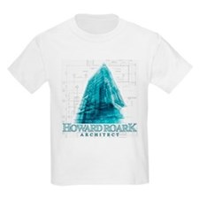 Howard Roark Architect T-Shirt