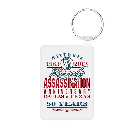 Kennedy Assassination Anniversary 2013 Aluminum Ph