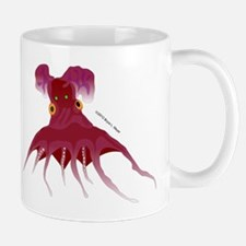 Vampire Squid (Octopus) Mug