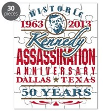 Kennedy Assassination Anniversary 2013 Puzzle