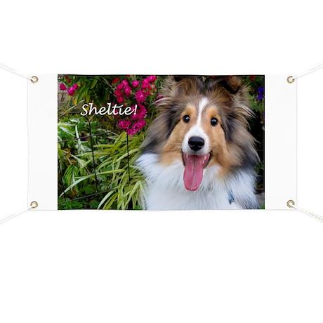 Sheltie! Banner