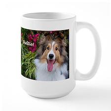 Sheltie! Ceramic Mugs
