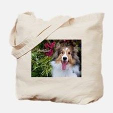 Sheltie! Tote Bag