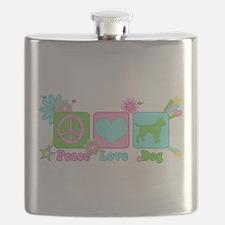 Amstaff Flask