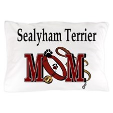 Sealyham Terrier Mom Pillow Case