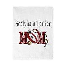 Sealyham Terrier Mom Twin Duvet