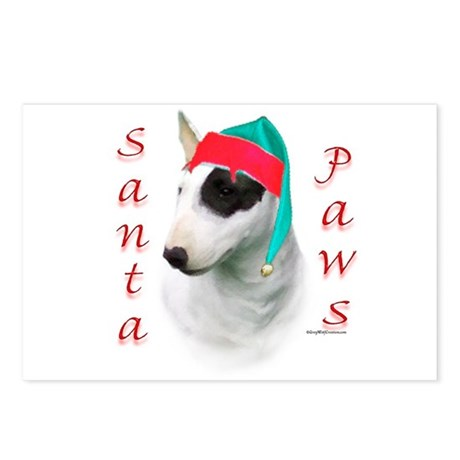Bully Paws Postcards (Package of 8)