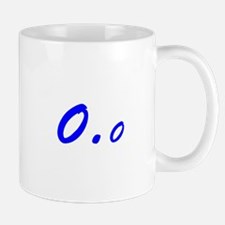 Blue Zero Point Zero Mug