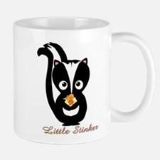 Little Stinker Baby Skunk Mug