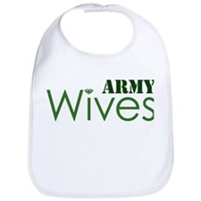 Army Wives Diamond Bib